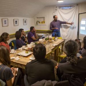 Café Científico Ancud 2017