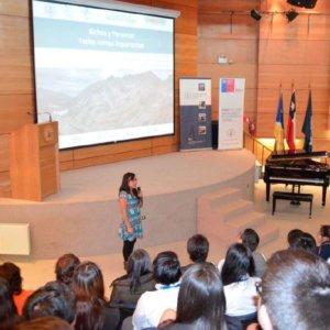 Seminario IEB, Tamara Contador